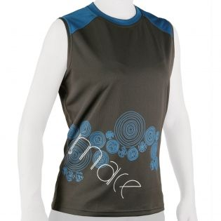 Mace Women Sleeveless Jersey