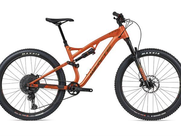 Whyte Bikes T-140 SR V1 2021
