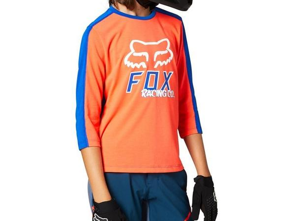 Fox Youth Ranger DR 3/4 Jersey